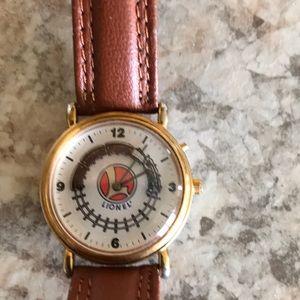 Lionel Train Watch
